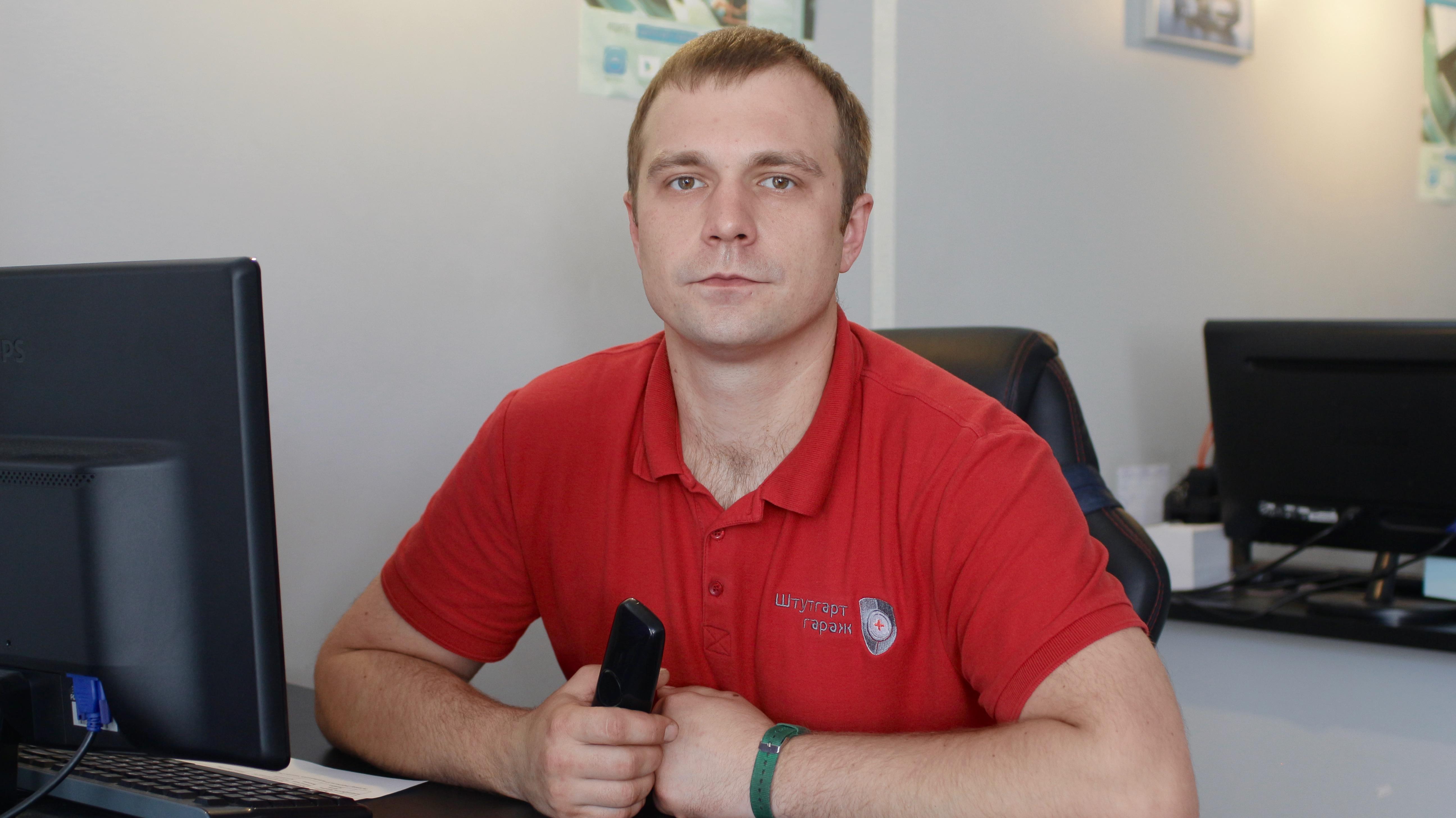 Антон Гладких